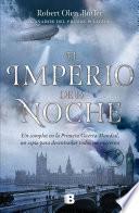 libro El Imperio De La Noche (serie De Christopher Marlowe Cobb 3)