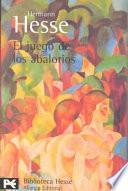 libro El Juego De Los Abalorios