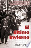 libro El último Invierno. I Premio Ciudad De Úbeda De Nov Histórica