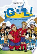 libro En Campo Enemigo (¡gol! 16)