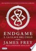 libro Endgame 2. La Llave Del Cielo (edición Mexicana)