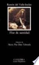 libro Flor De Santidad
