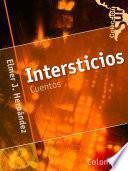 libro Intersticios