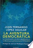 libro La Aventura Democrática