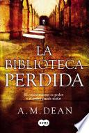 libro La Biblioteca Perdida