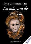 libro La Máscara De Venecia