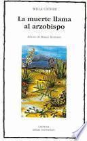 libro La Muerte Llama Al Arzobispo