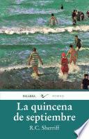 libro La Quincena De Septiembre