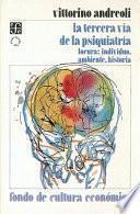 libro La Tercera Vía De La Psiquiatría