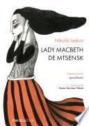libro Lady Macbeth De Mentsk