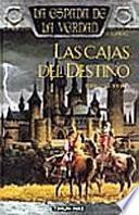 libro Las Cajas Del Destino