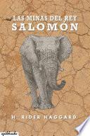 libro Las Minas Del Rey Salomón