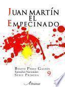 libro Libro 9. Juan Martín El Empecinado. Episodios Nacionales. Benito Pérez Galdós