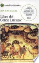 libro Libro Del Conde Lucanor