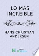 libro Lo Mas Increible