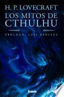 libro Los Mitos De Cthulu
