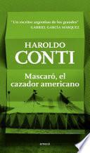 libro Mascaró El Cazador Americano