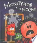 libro Monstruos En La Noche