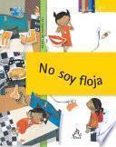 libro No Soy Floja. Los órganos Del Cuerpo
