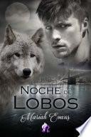 libro Noche De Lobos
