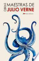 libro Obras Maestras De Julio Verne