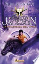 libro Percy Jackson 03. La Maldicion Del Titan