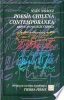libro Poesía Chilena Contemporánea