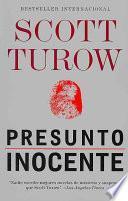 libro Presunto Inocente = Presumed Innocent