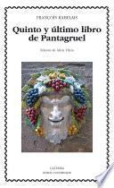 libro Quinto Y último Libro De Pantagruel