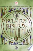 libro Relatos De Los Mitos De Cthulhu