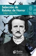 libro Selección De Relatos De Horror De Edgar Allan Poe