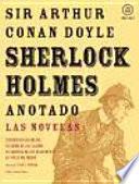 libro Sherlock Holmes Anotado   Las Novelas
