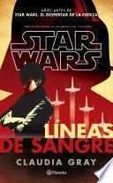 libro Star Wars. Líneas De Sangre
