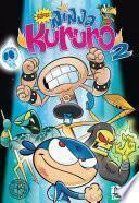libro Súper Ninja Kururo 2