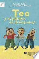 libro Teo Y El Parque De Diversiones