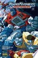 libro Transformers, Armada 1