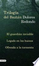 libro Trilogía Del Baztán (pack) (edición Dedicada Sant Jordi 2015)