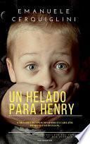 libro Un Helado Para Henry