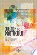 libro Cuestión De Protocolo