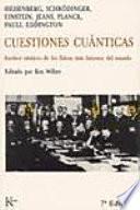 libro Cuestiones Cuánticas