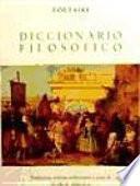 libro Diccionario Filosófico