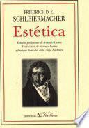 libro Estética