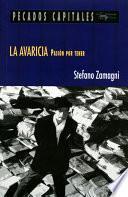 libro La Avaricia