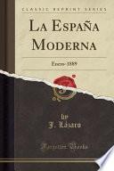 libro La España Moderna