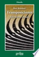 libro Transposiciones