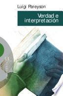 libro Verdad E Interpretación