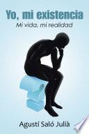 libro Yo, Mi Existencia