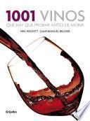 libro 1001 Vinos Que Hay Que Probar Antes De Morir