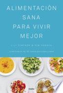 libro Alimentación Sana Para Vivir Mejor