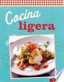 libro Cocina Ligera